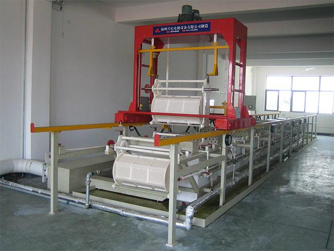 密封件磷化自动生产线
