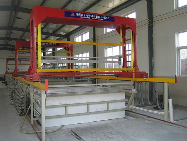 铝氧化自动生产线